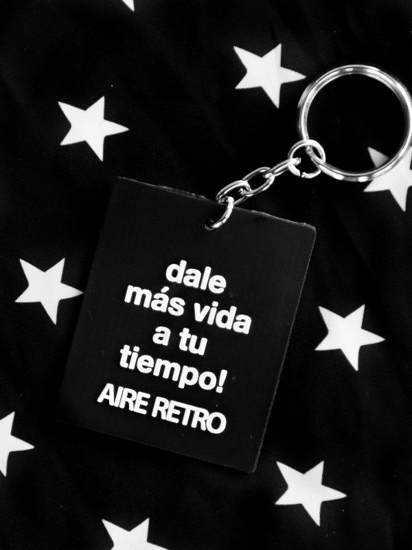 """LLAVERO """"MÁS VIDA"""""""