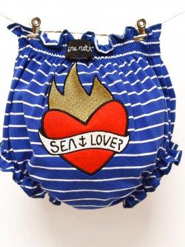 "BRAGUITA BABY ""SEA LOVER"" AZUL"