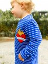 "SUDADERA BABY ""SEA LOVER"""