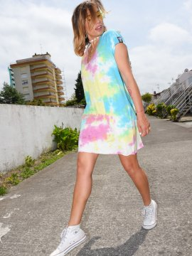 ADICTA AL AMOR ( Tunic dress )