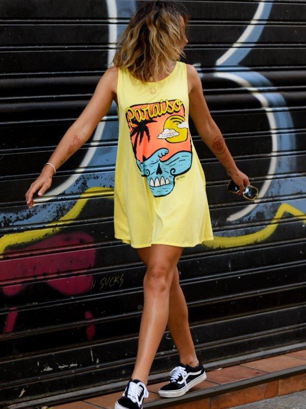 ADICTA AL AMOR ( Tunic dress )
