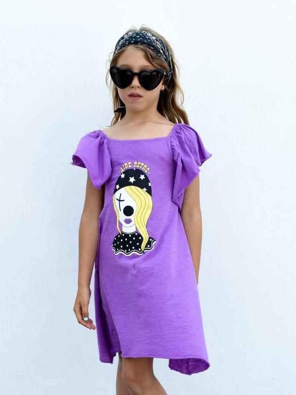 baby dress AMOR