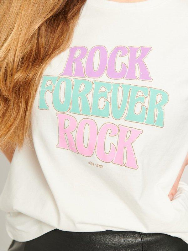 "CAMISETA ""ROCK FOREVER..."